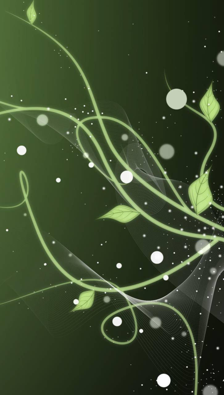 Abstract Greenery