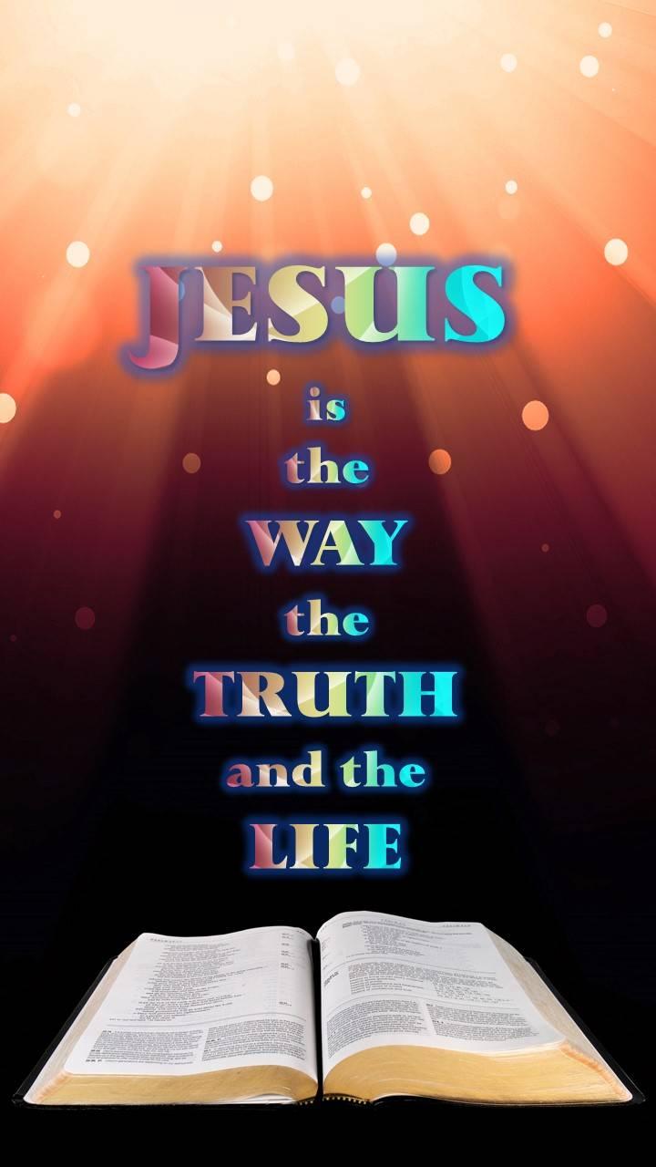 Jesus Truth Way Life