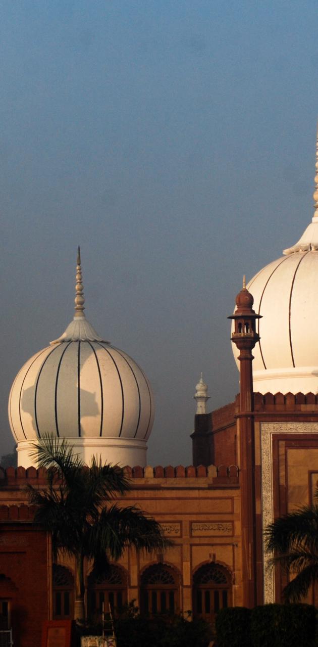 Mosque Amu Aligarh