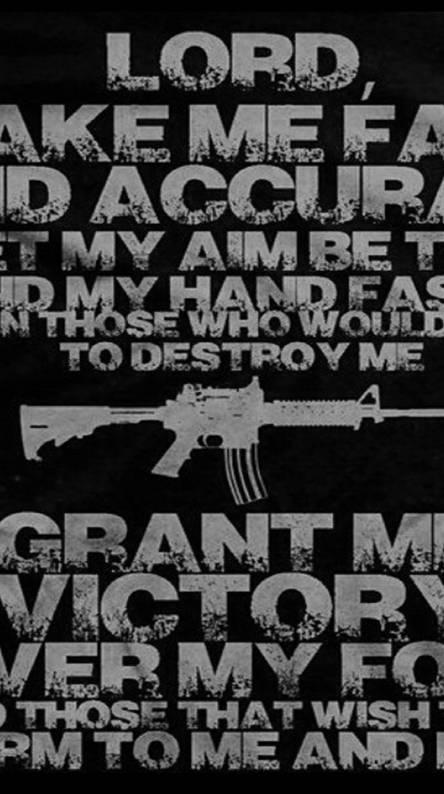 Gun Prayer