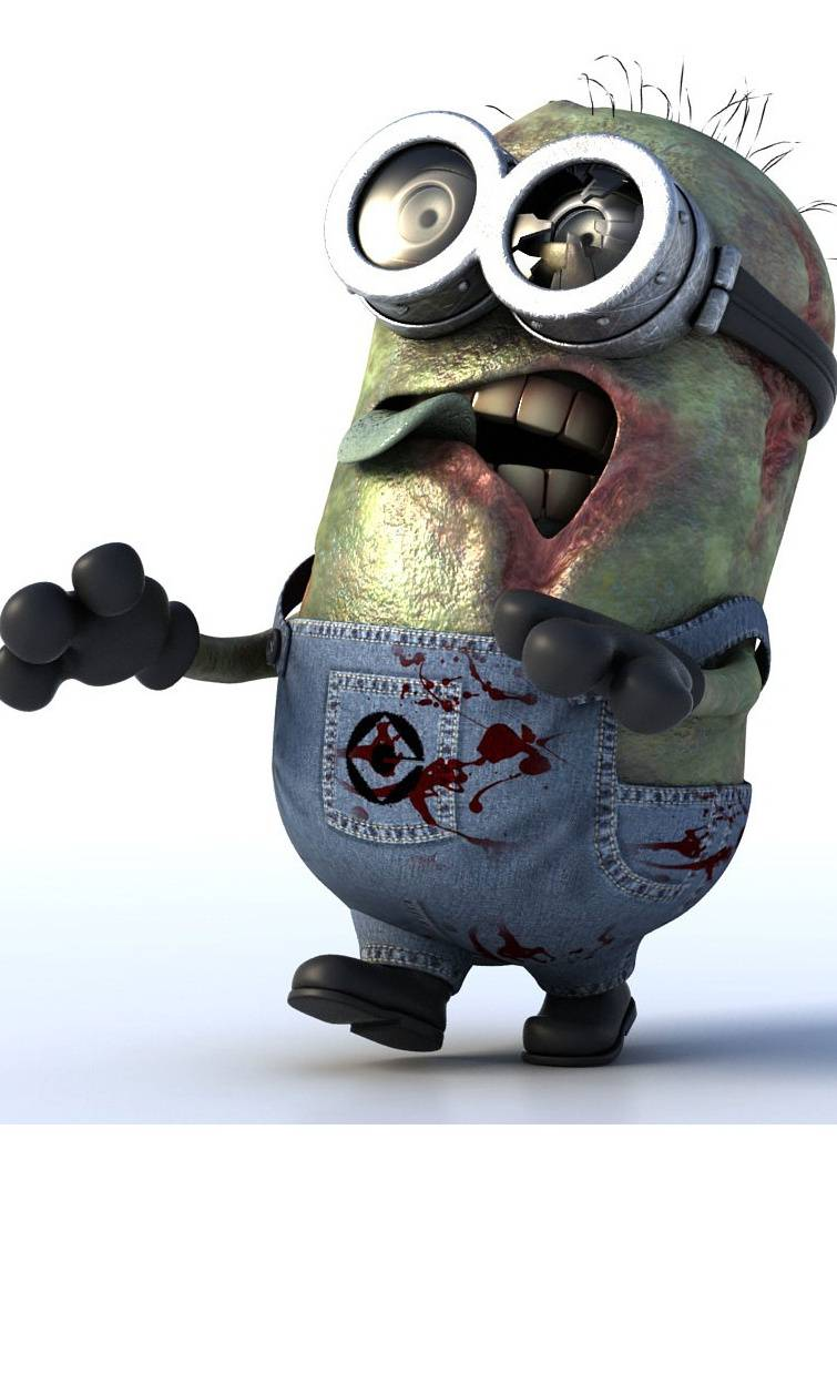Minion Zombie Wallpaper By Despicableyou 7a Free On Zedge