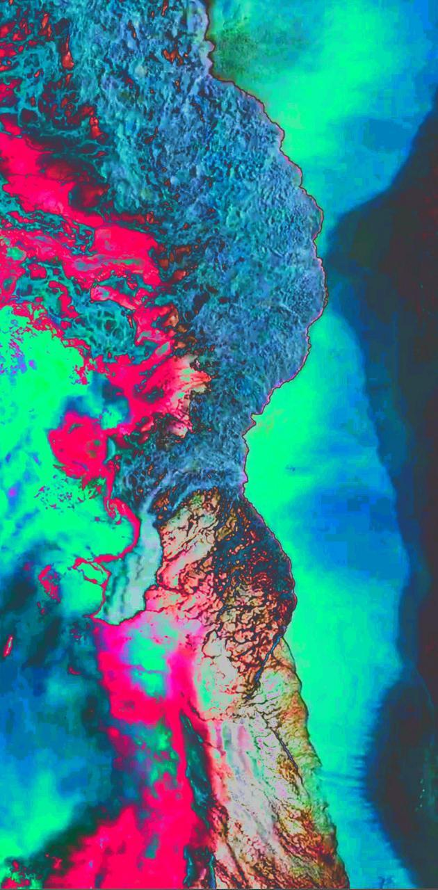 Liquide multi colors