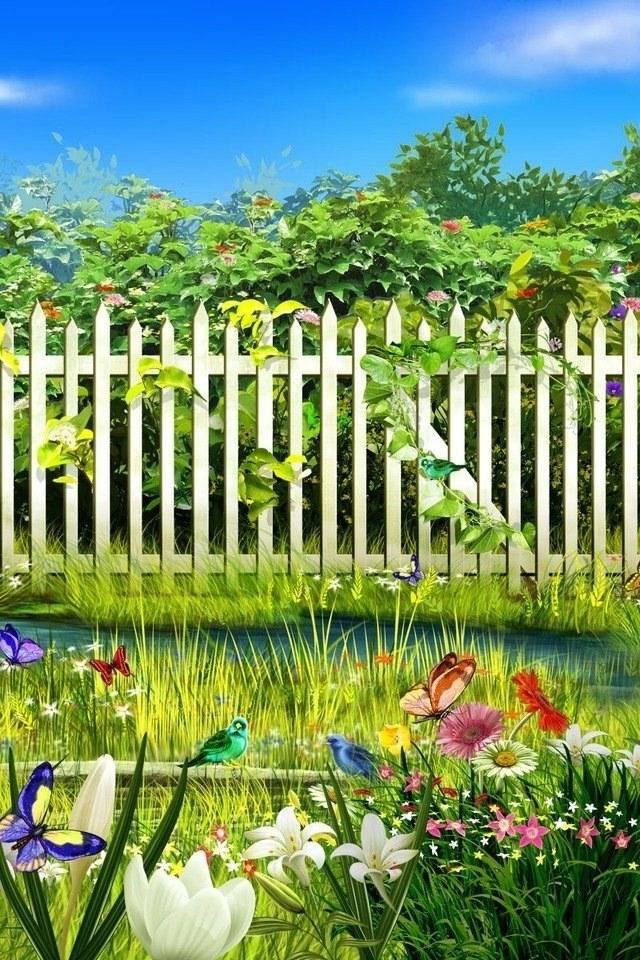 Heaven Garden