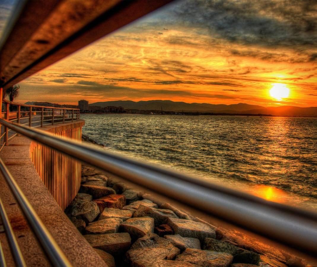 Sunset Nature Hd