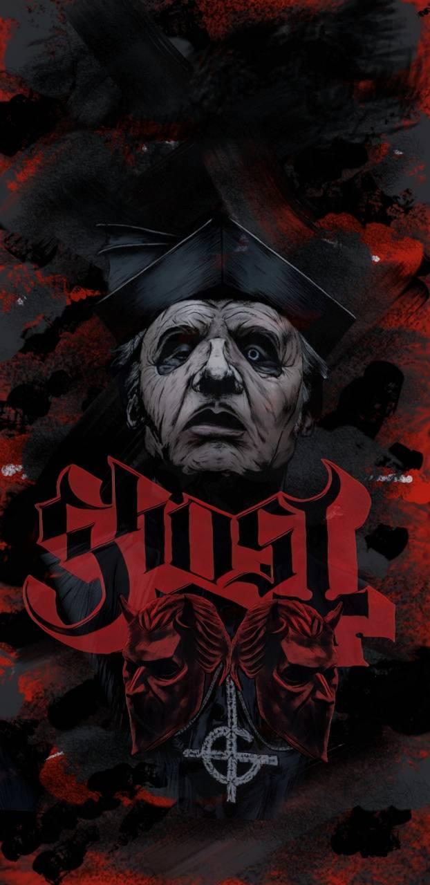 Ghost copia logo