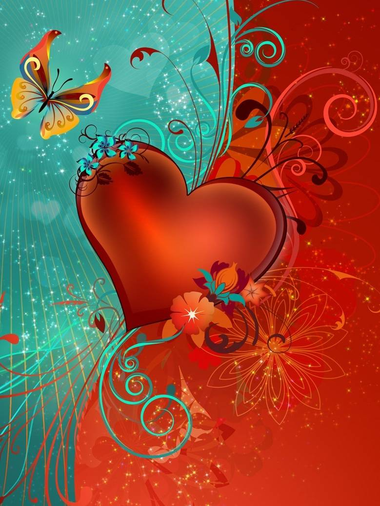 Love Butterfly Wallpaper By Imnahas 40 Free On Zedge