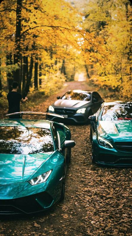 Supercar Shoot