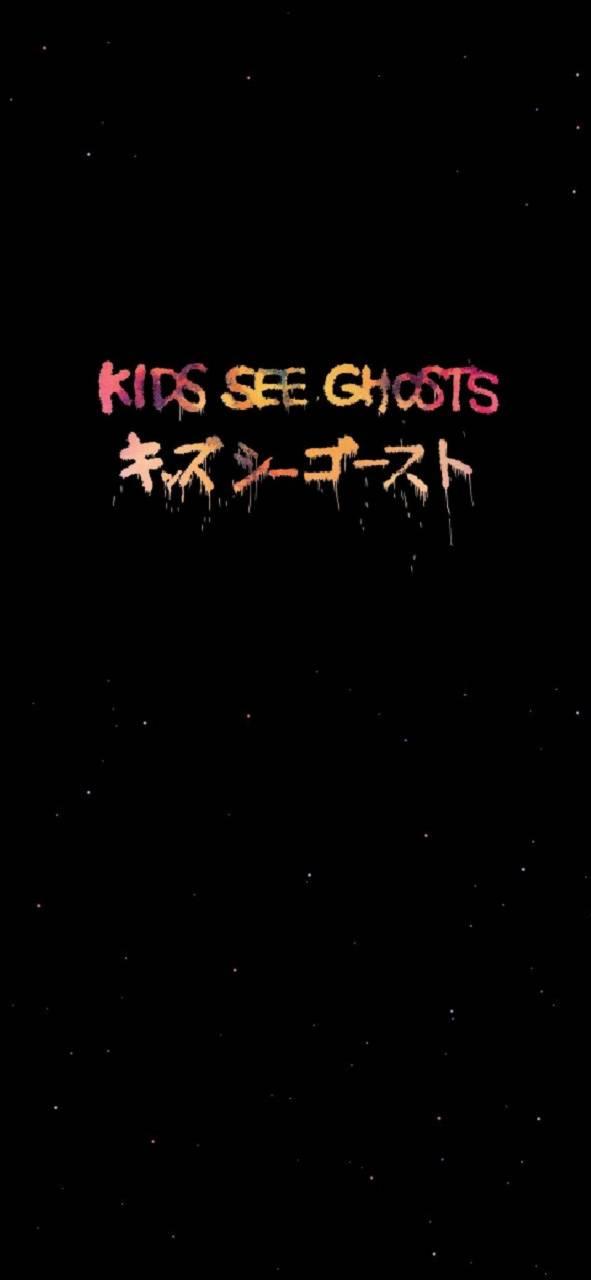 Kids See Ghosts Wallpaper By Berrykuda 32 Free On Zedge
