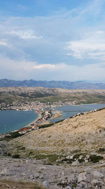 The city of Pag