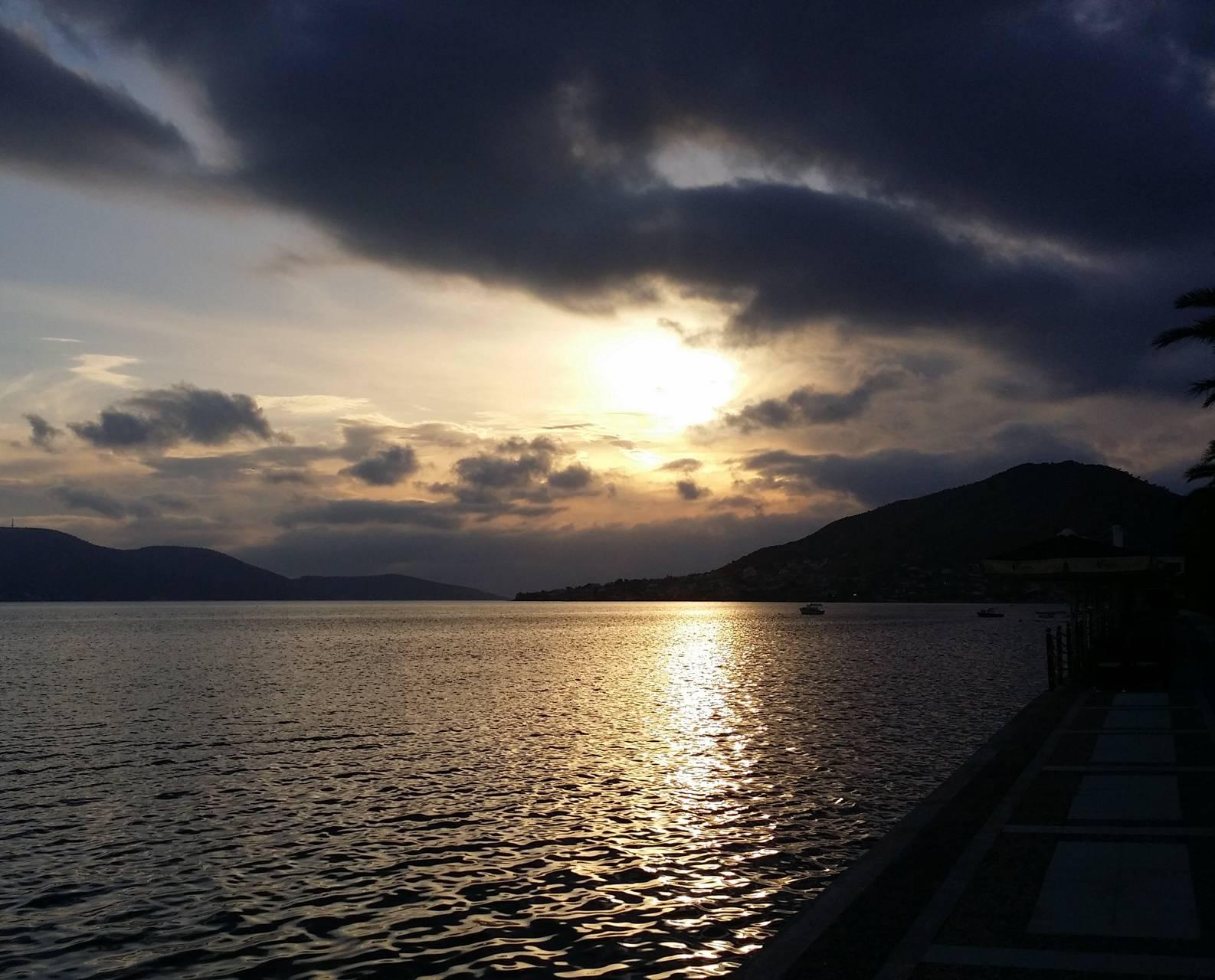 Salamina Sunset