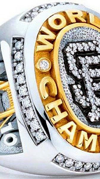 World Champions Ring