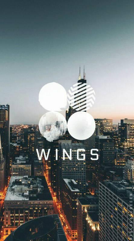 Download 3000 Wallpaper Bts Wings  Terbaik