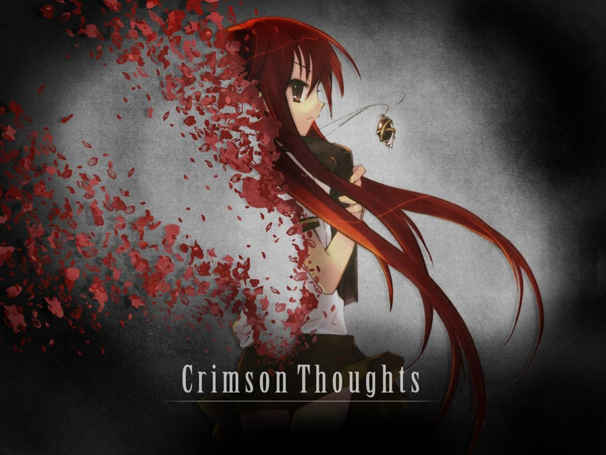 Crimson Thoughts