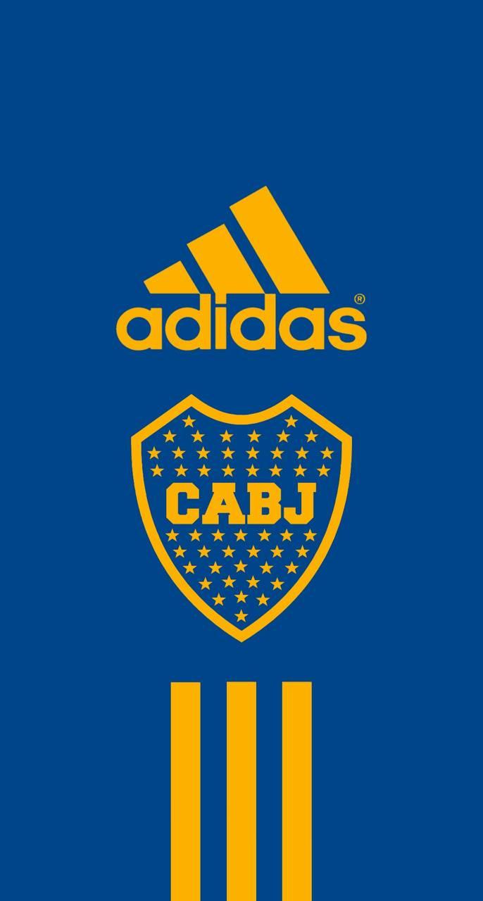 Boca Juniors Adidas