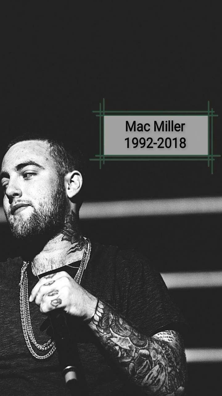 Mac Miller Wallpaper By Wxlf20 Af Free On Zedge