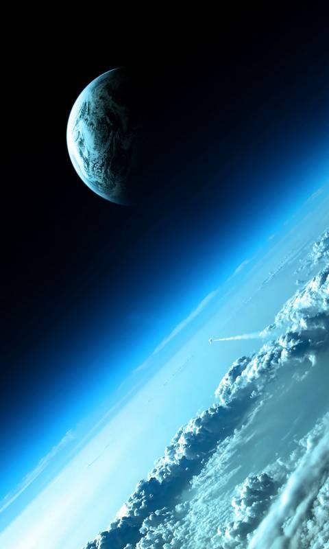 Earth Crescent