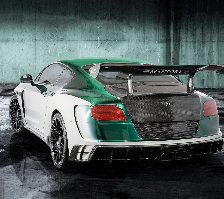 Continental GT Race