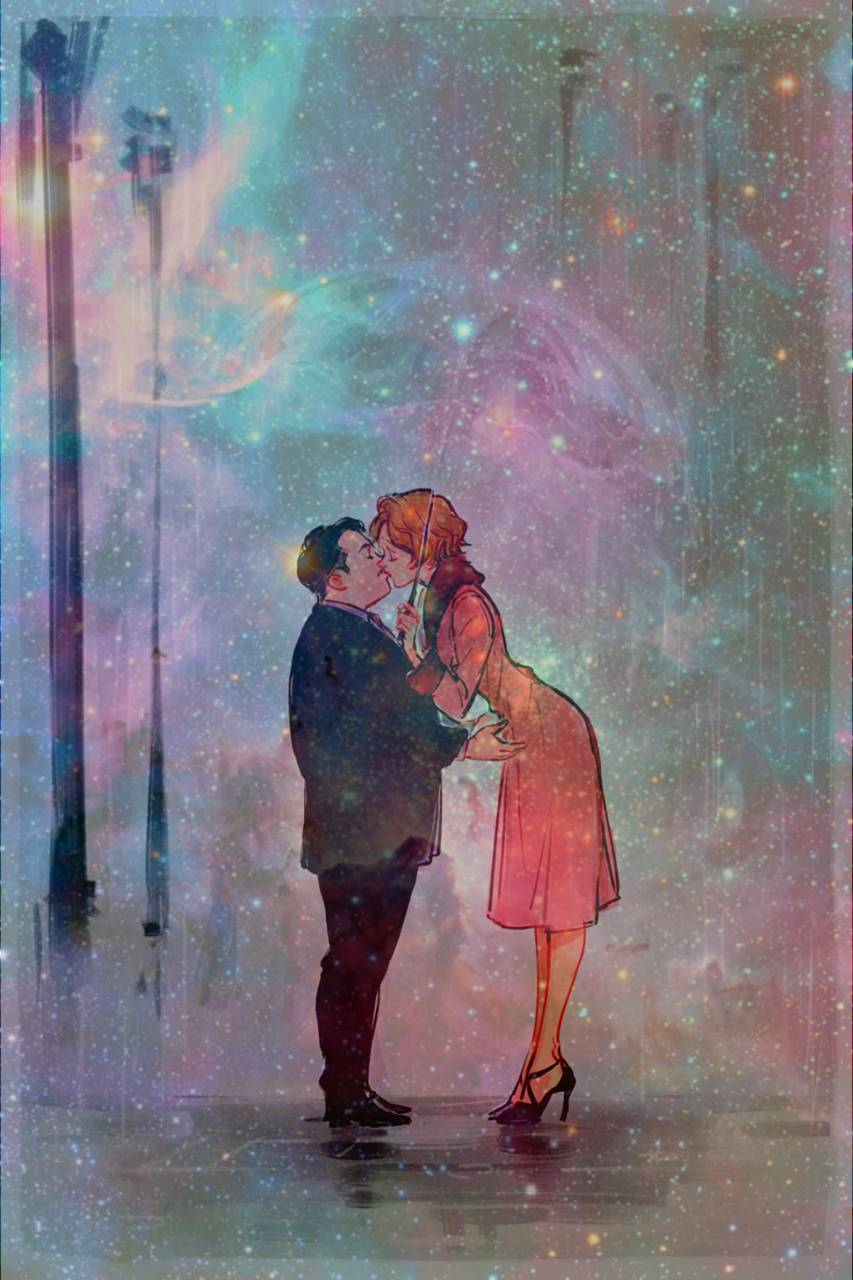 Jacob Queenie kiss