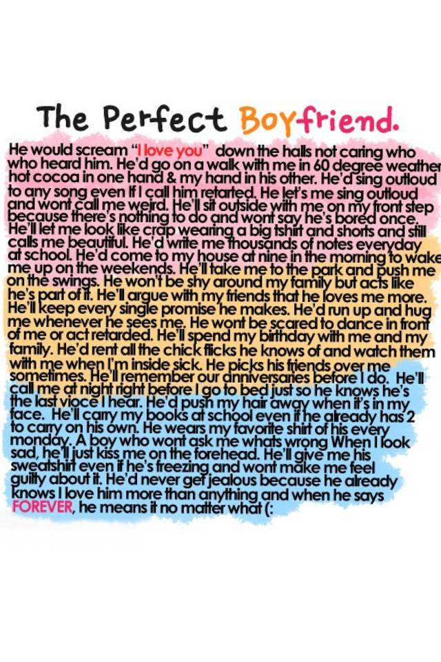 Perfect Bf