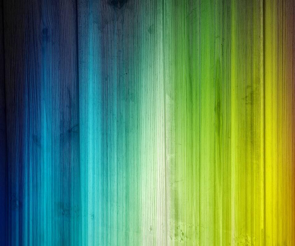 Rainbow Wood