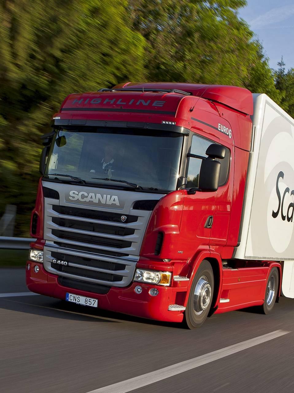 Scania Truck Wallpaper By Robikacika14 8e Free On Zedge