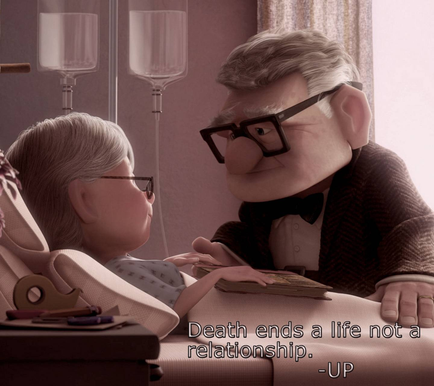 UP animated