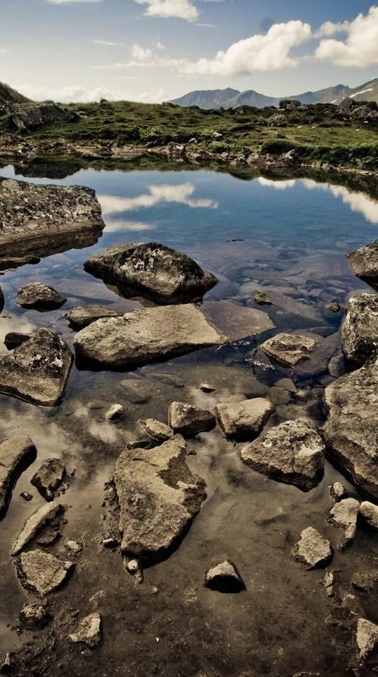 Rocks Landscape