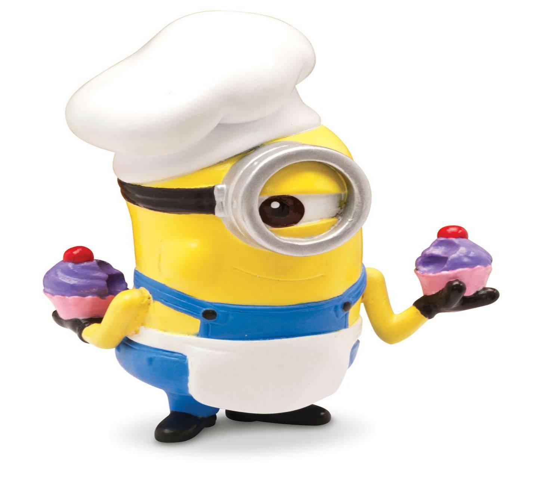 Baker Action Minion