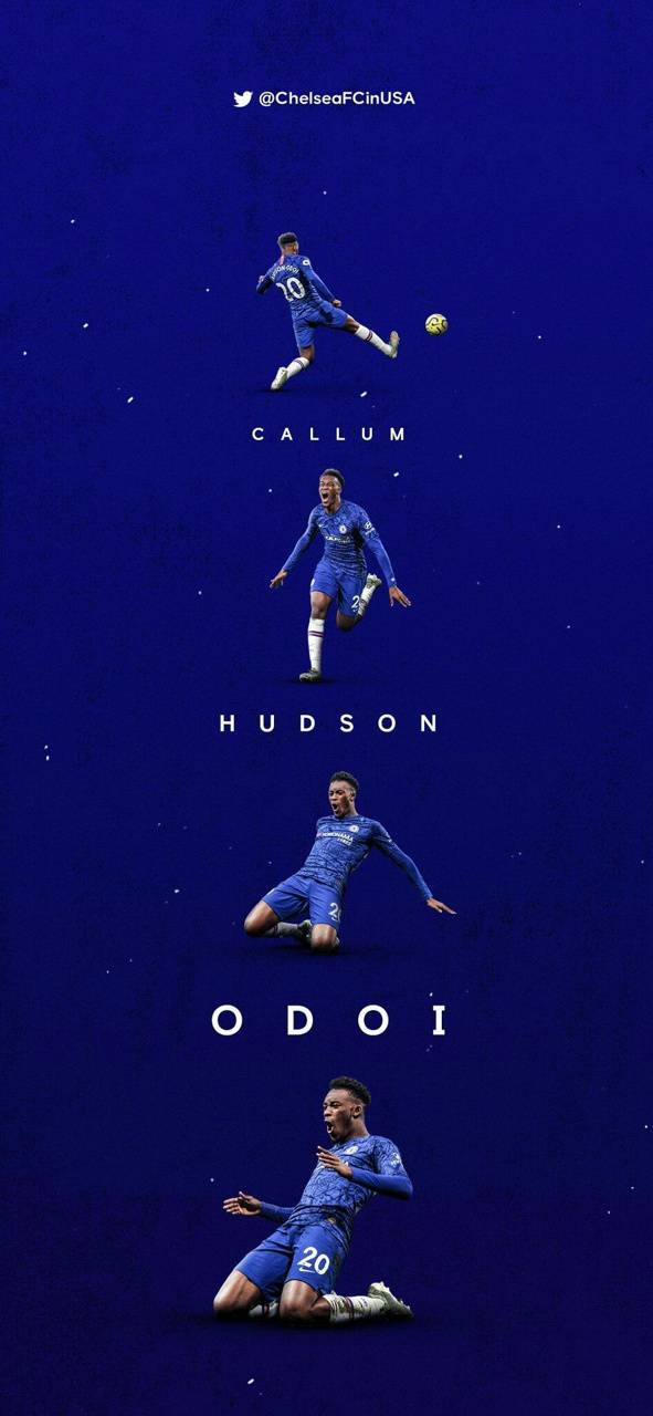 Callum Hudson odoi