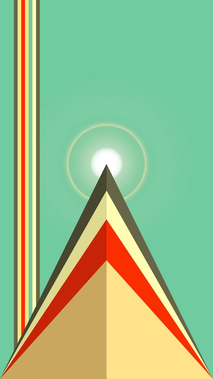 Retro Pyramid