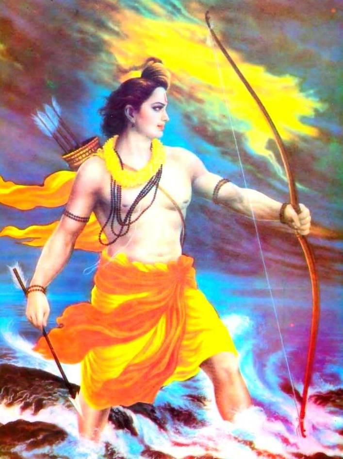 Jai Shri Ram Wallpaper By Sanjay25877