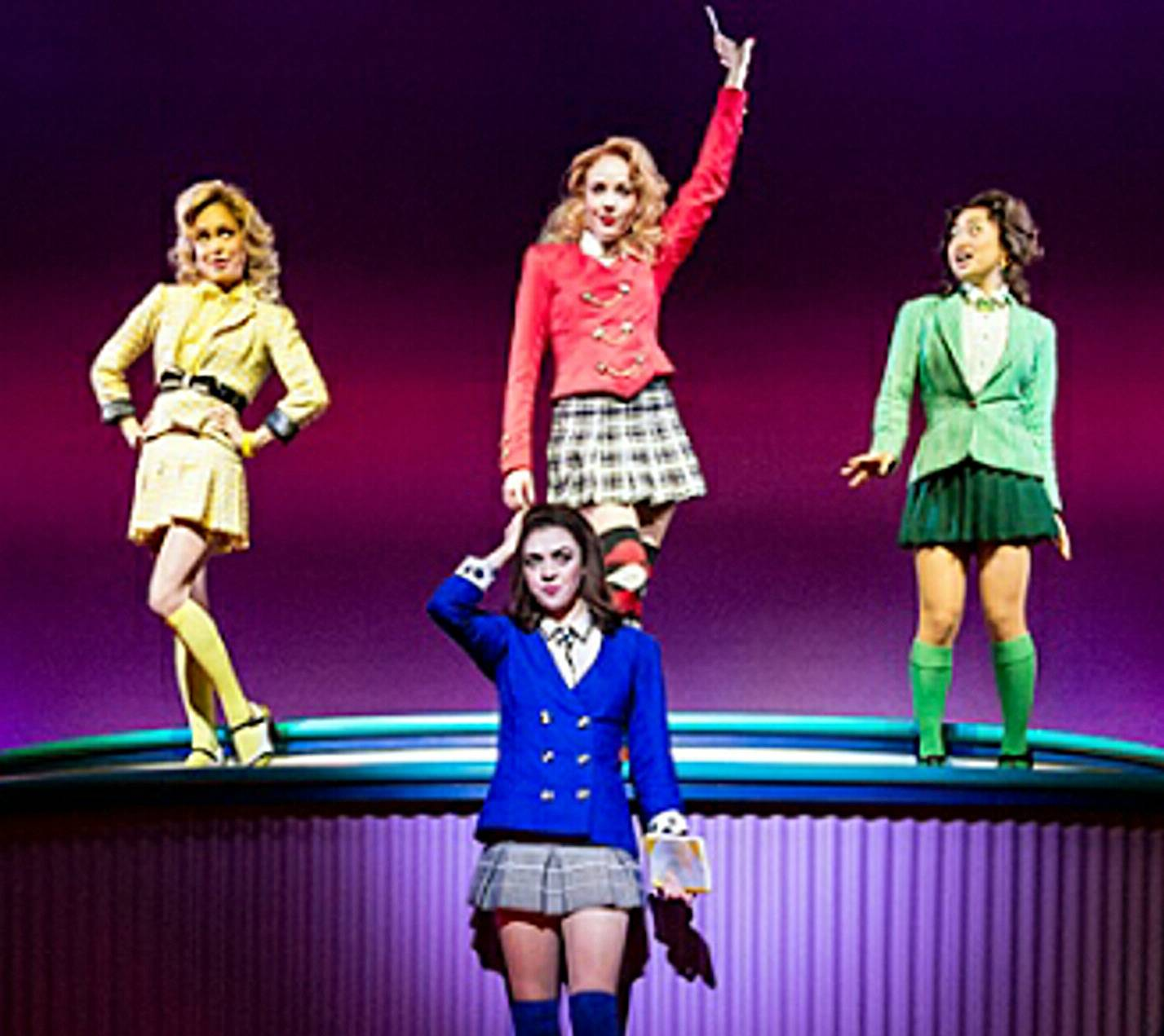 Heathers The Musical Wallpaper By Broadwaybaby19 7b Free