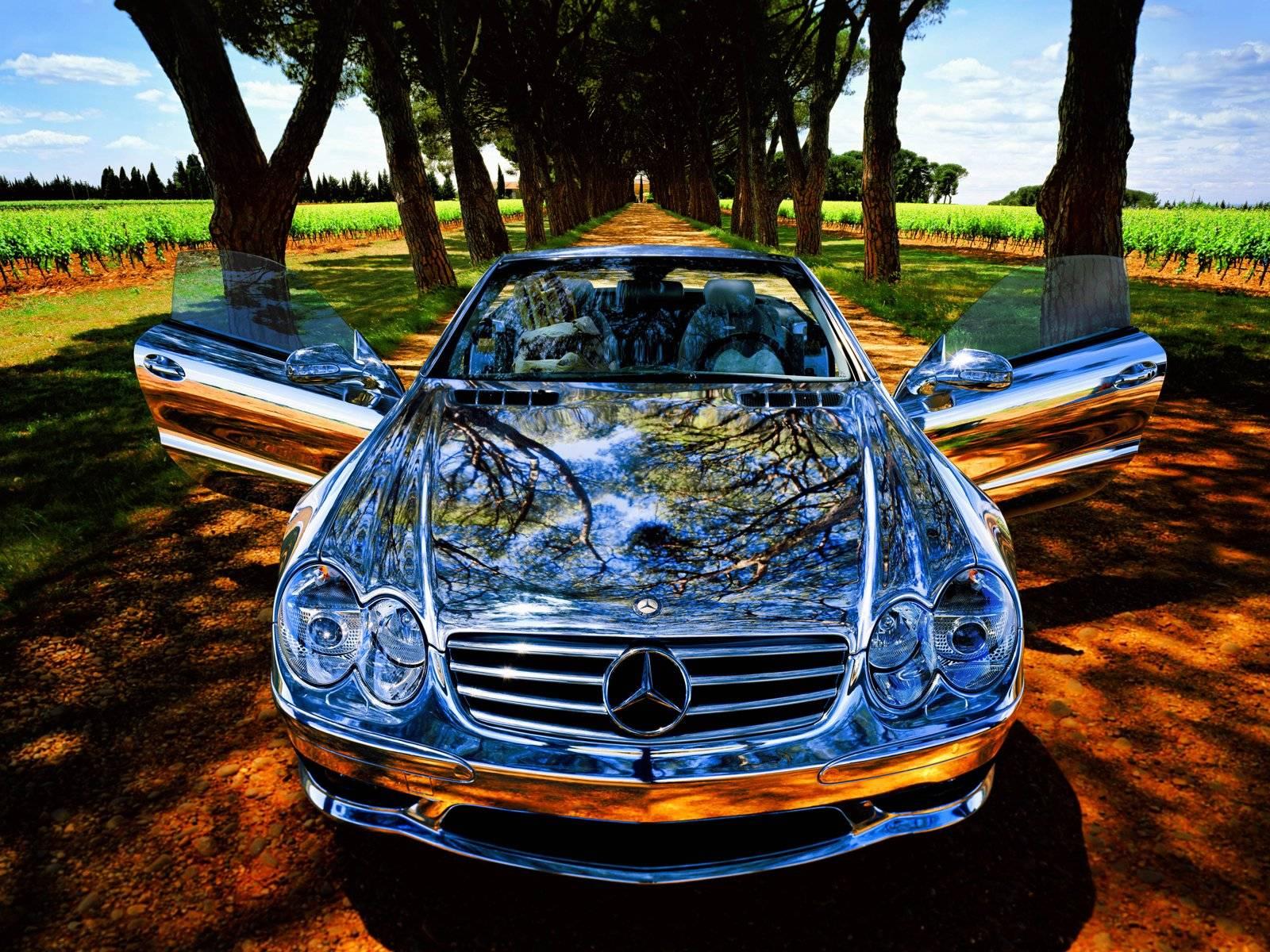 Mercedes Benz Eitan