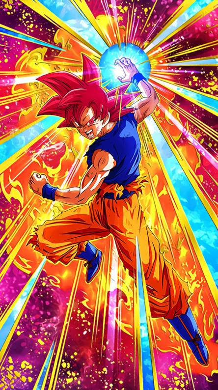 Goku God Wallpapers Free By Zedge