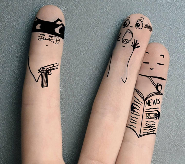 Ручьи, рисунки на руке ручкой прикольные
