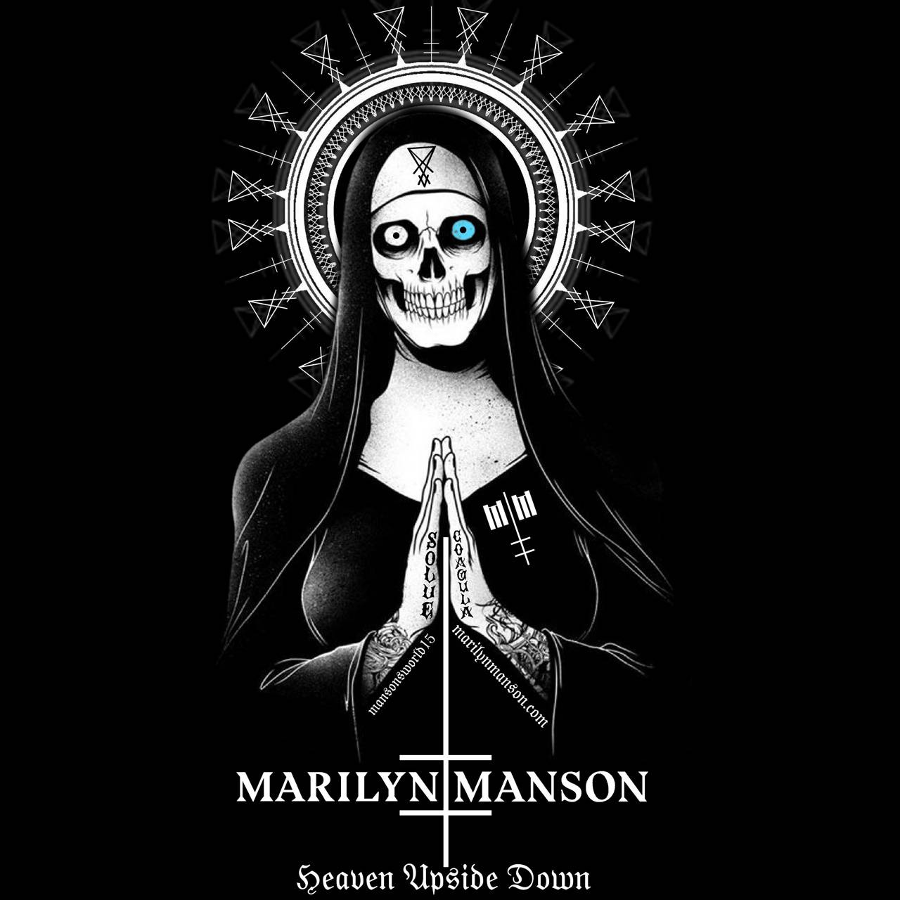 Marilyn Manson Wallpaper By Andy1428 50 Free On Zedge