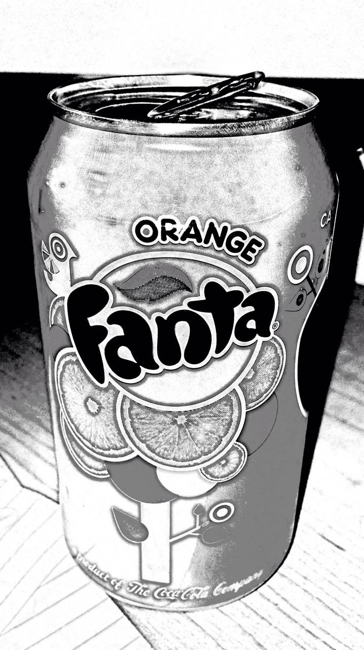 Fanta Soda
