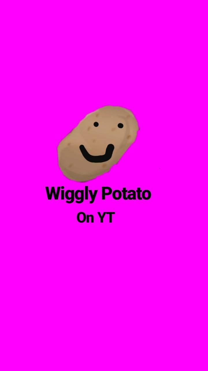 Mrs pink Potato