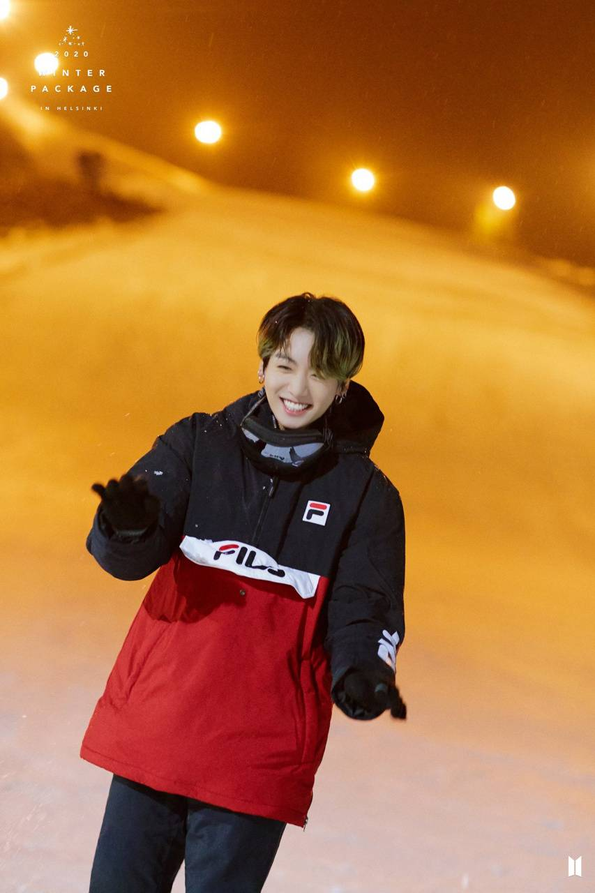 Jungkook winter