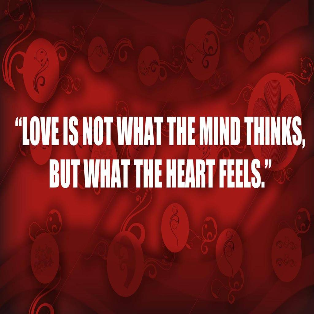 Quotes abt Love