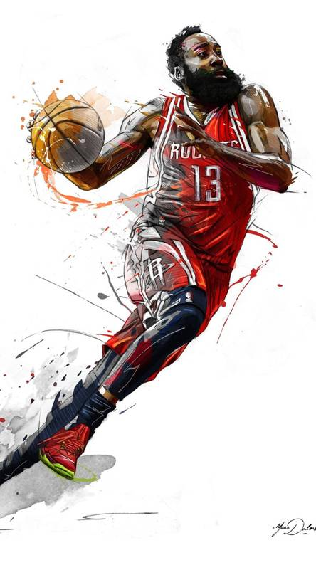 James Harden Wallpapers Free By Zedge