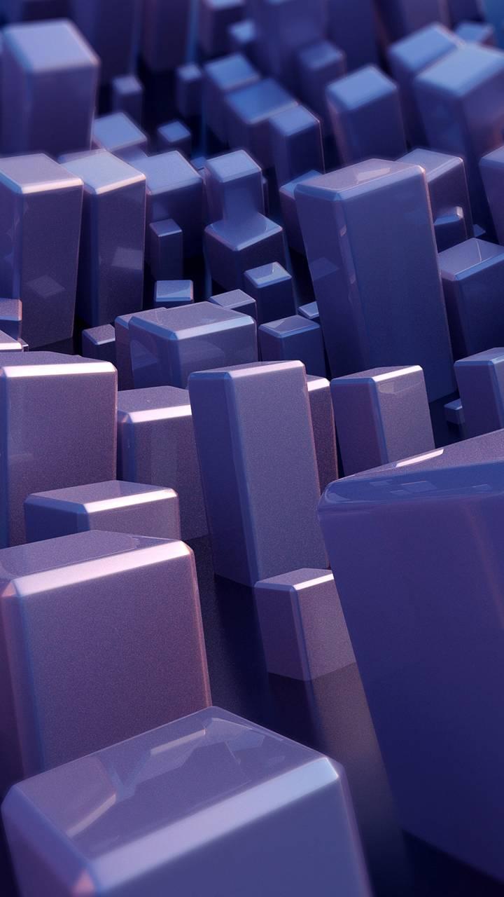 Purple Boxes