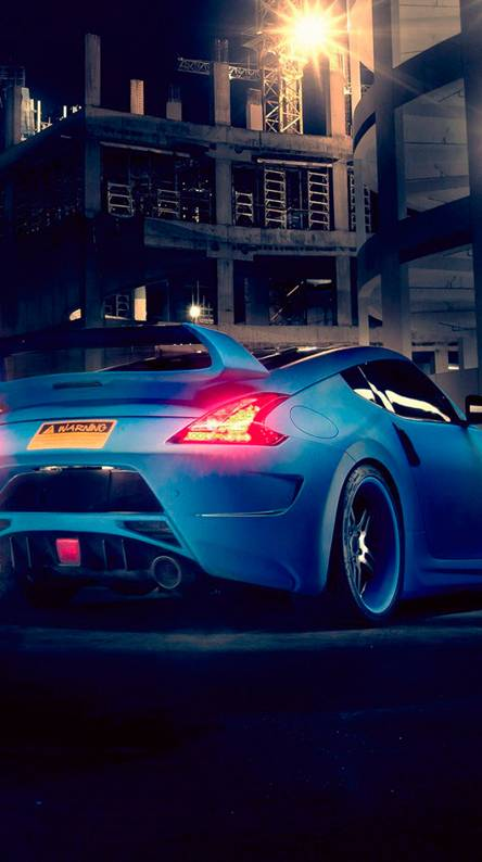 Nissan 370z Wallpapers Free By Zedge