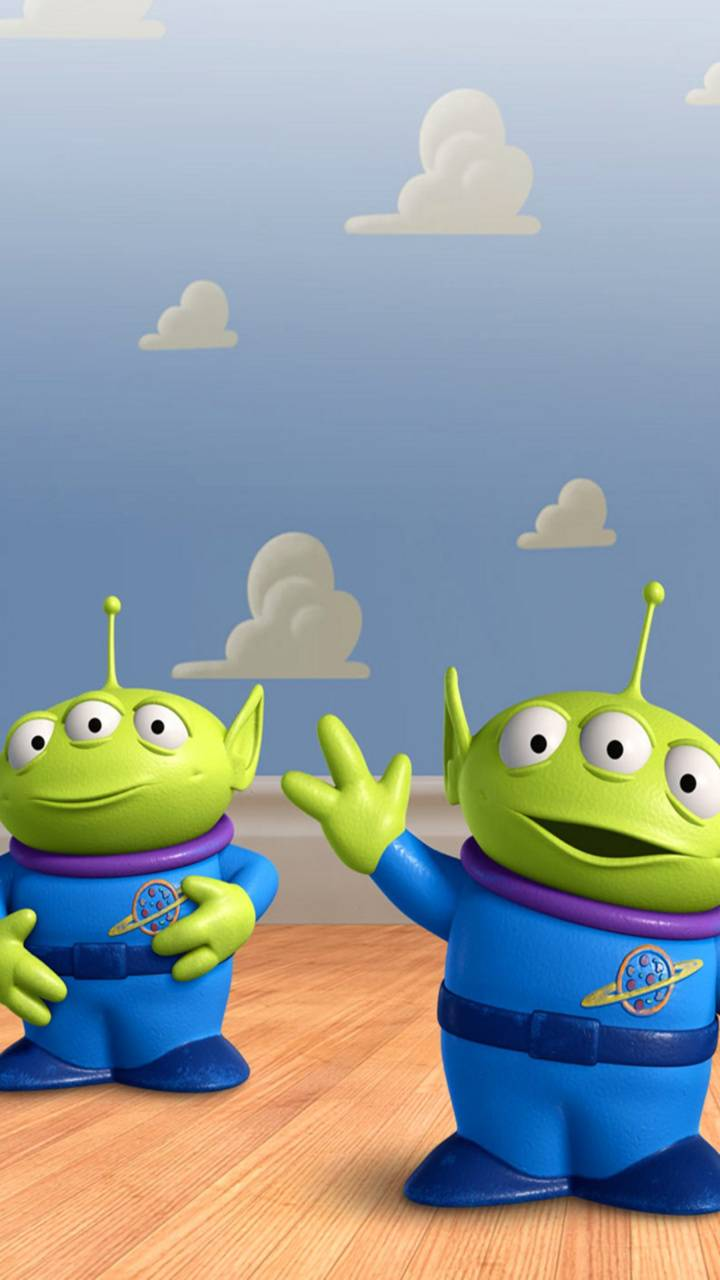 Toy Story Aliens Wallpaper By Lovey 9c Free On Zedge