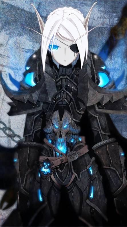 Dark Knightress