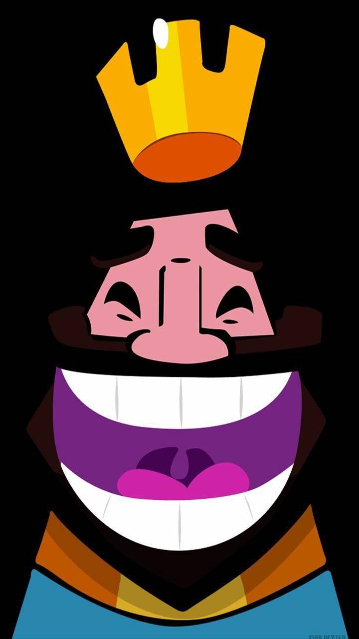 king clash smile