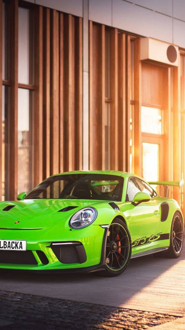New GT3RS
