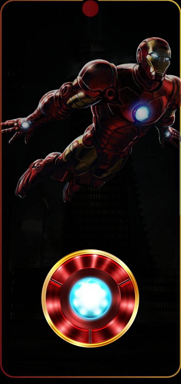 Iron Man Scan