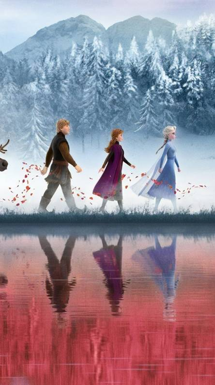 Frozen 2 Ringtones And Wallpapers Free By Zedge