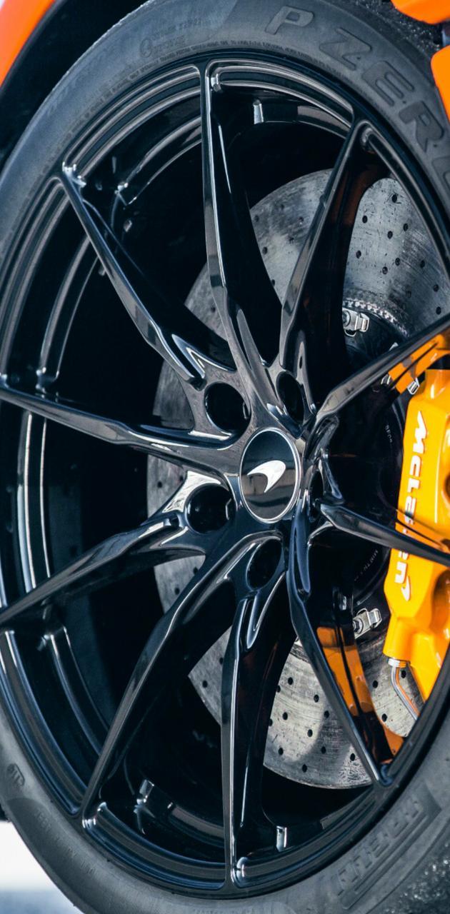 2019 McLaren Wheel
